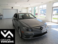 Mercedes-Benz C-Class C 300 **CUIR | MAGS | BLUETOOTH** 2013