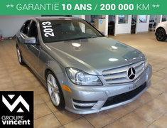 Mercedes-Benz C-Class C 350 4MATIC **TOIT OUVRANT** 2013