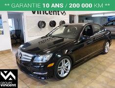 Mercedes-Benz C-Class C 300 4MATIC AWD**GARANTIE 10 ANS** 2013