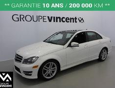 Mercedes-Benz C-Class C300 4MATIC CUIR TOIT**GARANTIE 10 ANS** 2014