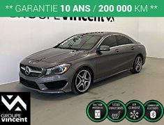 Mercedes-Benz CLA 250 4MATIC AMG PACKAGE ** GARANTIE 10 ANS ** 2016