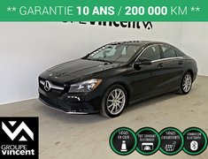 Mercedes-Benz CLA 250 PREMIUM PACKAGE 4MATIC **GARANTIE 10 ANS** 2017