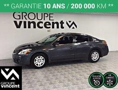 Nissan Altima S **GARANTIE 10 ANS** 2012
