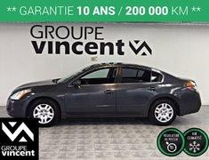 Nissan Altima 2.5S **GARANTIE 10 ANS** 2012
