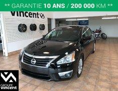 Nissan Altima 2.5S**GARANTIE 10 ANS** 2015