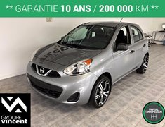 Nissan Micra S 2015