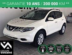 Nissan Murano SL **GARANTIE 10 ANS** 2012