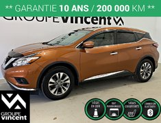 Nissan Murano SL AWD **GARANTIE 10 ANS** 2015
