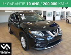 Nissan Rogue S **BLUETHOOTH** 2016