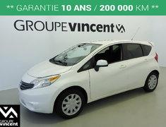 Nissan Versa NOTE SV**GARANTIE 10 ANS** 2014