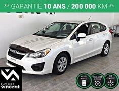 Subaru Impreza 2.0l ** AWD/ GARANTIE 10 ANS 200 000KM** 2012