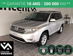 Toyota Highlander Base **TRACTION INTEGRALE** 2012
