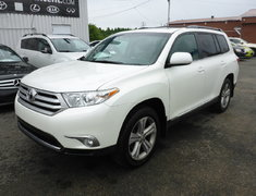 Toyota Highlander LIMITED AWD 7PASSAGERS**GARANTIE 10 ANS** 2012