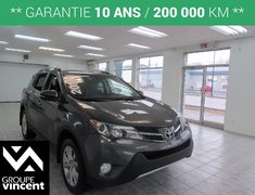 Toyota RAV4 LIMITED **BLUETOOTH** 2013
