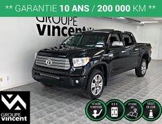 Toyota Tundra Platinum **GARANTIE 10 ANS 2015