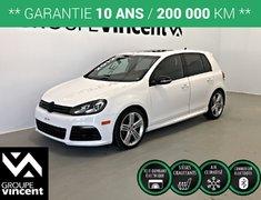 Volkswagen Golf R **GARANTIE 10 ANS** 2012