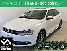 Volkswagen Jetta TDI HIGHLINE **GARANTIE 10 ANS** 2014