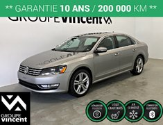 Volkswagen Passat TDI Highline GPS-CUIR-TOIT **GARANTIE 10 ANS** 2014