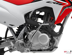 2018 Honda CRF125FB STANDARD