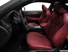 2019 INFINITI Q60 Coupe 3.0T RED SPORT 400 AWD