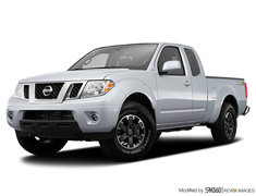 2019 Nissan Frontier King Cab PRO-4X