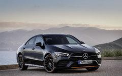 La nouvelle Mercedes-Benz CLA 2020 dévoilée au CES