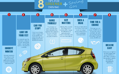 8 Tips to Make Your Drive Greener & Save on Gas