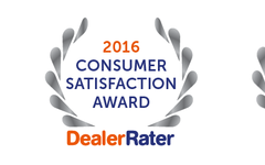 DealerRater Recognizes Erin Park Toyota with a Consumer Satisfaction Award