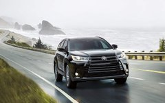 The 2018 Toyota Highlander