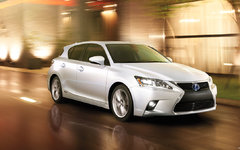 Lexus Puts Its Luxury and Efficiency to the Test
