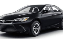 Bold Design Meets Big Value: The 2015 Toyota Camry