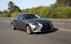 Three Things that Make the 2019 Lexus IS Standout from Its German Competitors