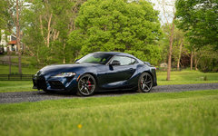 The new 2020 Toyota Supra GR has officially arrived