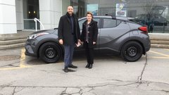 Merci Vimont Toyota Laval!