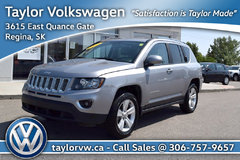 2017 Jeep Compass 4x4 North