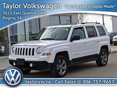 2015 Jeep Patriot 4x4 High Altitude