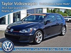 2015 Volkswagen Golf GTI 3-Dr 2.0T 6sp