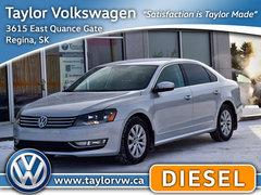 2014 Volkswagen Passat Trendline 2.0 TDI 6sp DSG at w/ Tip