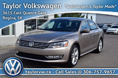 2015 Volkswagen Passat Highline 1.8T 6sp at w/ Tip