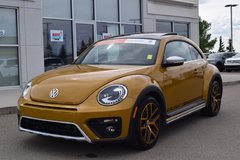 2017 Volkswagen The Beetle Dune Coupe 1.8T 6sp at w/ Tip