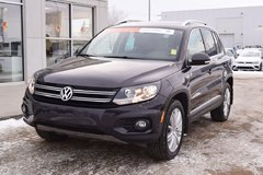 2016 Volkswagen Tiguan Highline 2.0T 6sp at w/ Tip 4M