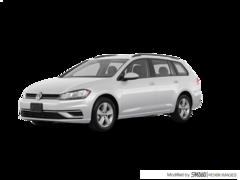 2019 Volkswagen Golf Sportwagen 1.8T Comfortline 6sp 4MOTION