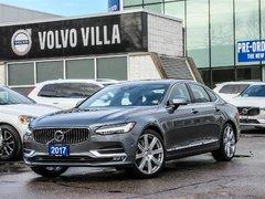 2017 Volvo S90 T6 AWD Inscription