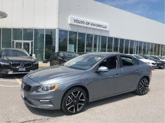 2018 Volvo S60 T5 AWD Dynamic FINANCE 0.9% O.A.C. POLESTAR INC.