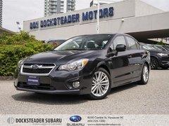 2012 Subaru Impreza 4Dr 2.0i Sport at