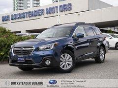 2019 Subaru Outback 2.5i Touring at