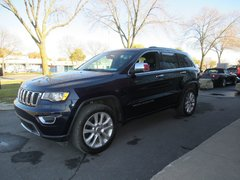 Jeep GRAND CHEROKEE LIMITED Limited 2017