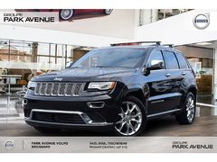 Jeep Grand Cherokee Summit | NAV + TOIT PANO 2015