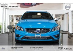 2015 Volvo V60 T6 R-Design Polestar Certifié + Garantie !
