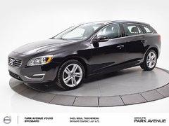 Volvo V60 | BLIS PACKAGE + PARK ASSIST PILOT | BAS KM! 2015